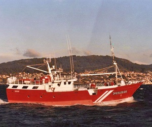 Barco de pesca Tatay