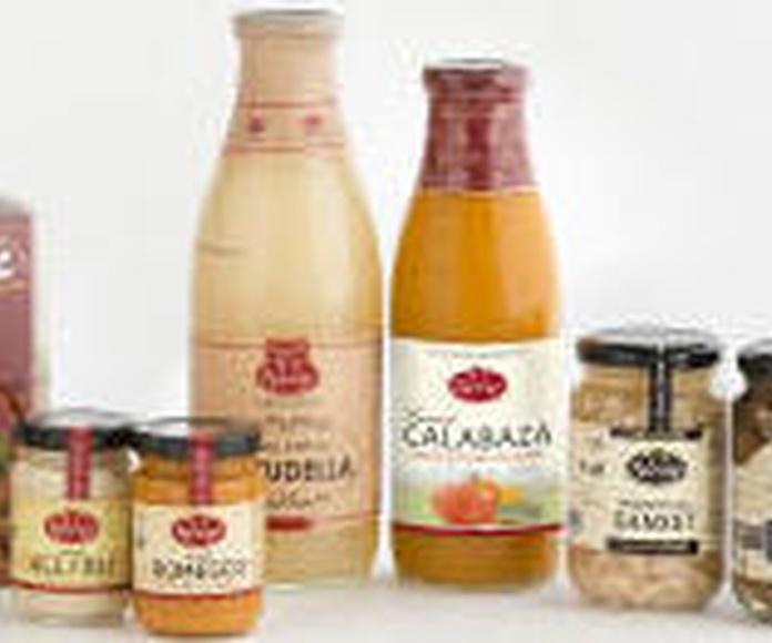 Conservas Ferrer: Productos de Rossello y Rossello, S.L