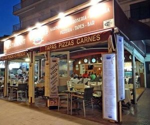 Cenar bien en L'Estartit (Girona)