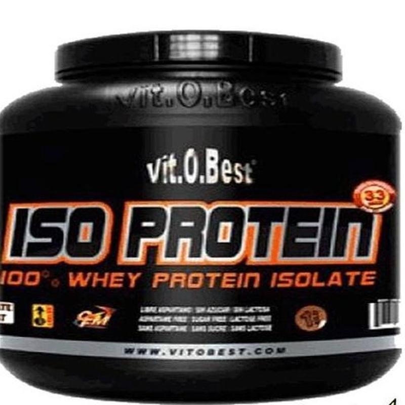 VitOBest ISO Protein