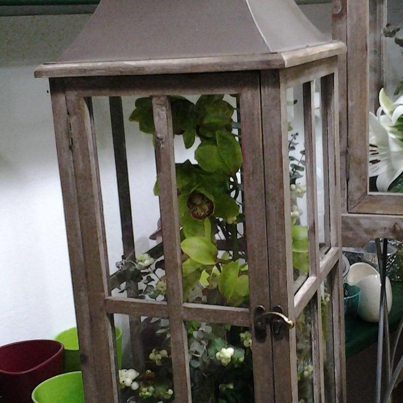 Faroles: Servicios de Arte Flor