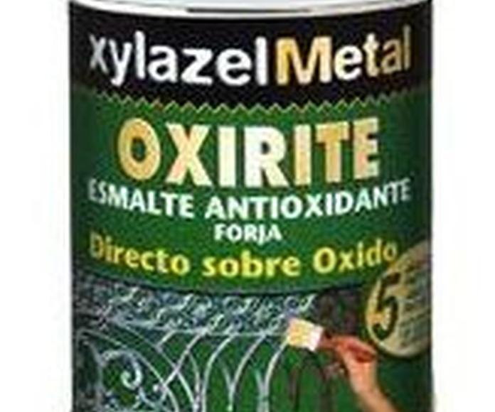 Oxirite forja acero corten 4 L: Productos de Sucesor de Benigno González