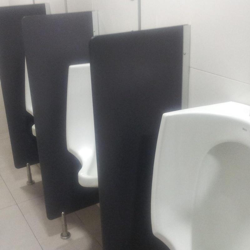 Separadores de urinarios