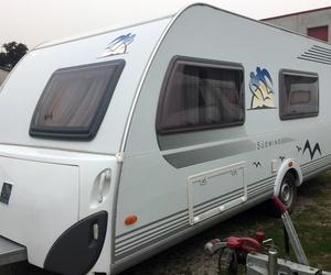 Caravana Knaus Sudwind 550 FSK en Granollers