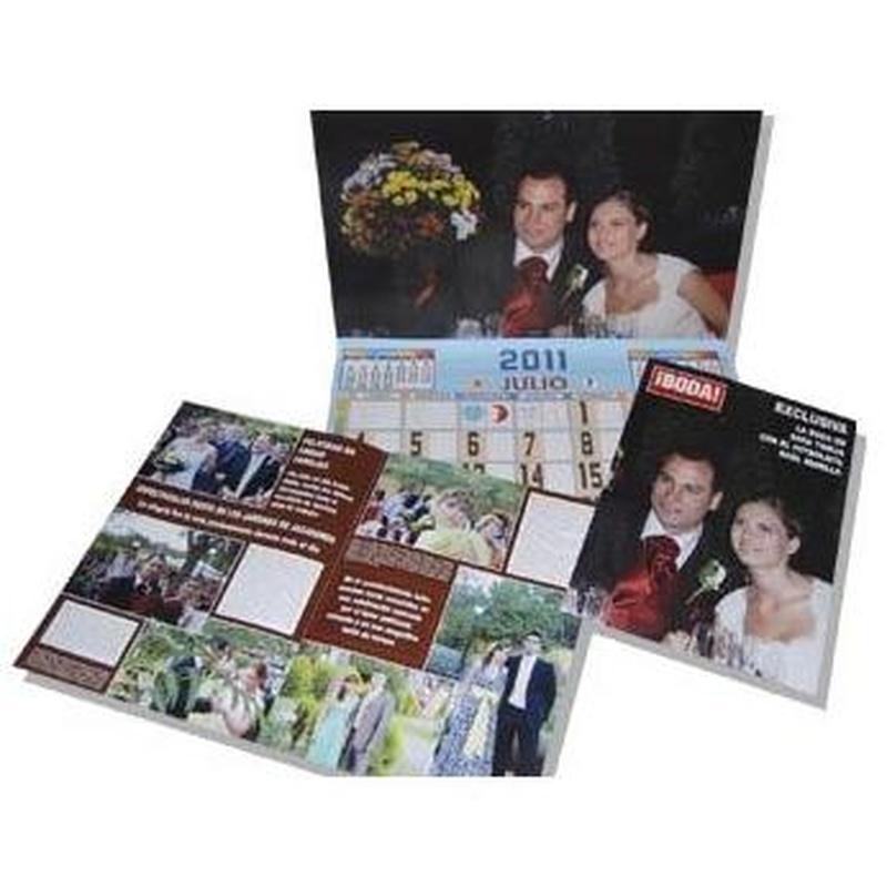 Calendarios Personalizados: Productos de Imprenta Meneses Gráfica Digital