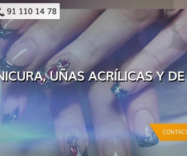 Curso uñas esculpidas Leganés