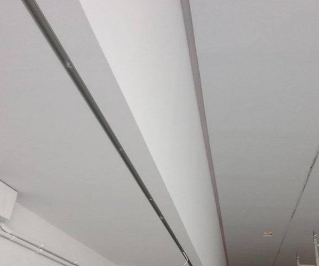 Como eliminar las manchas de un falso techo de escayola