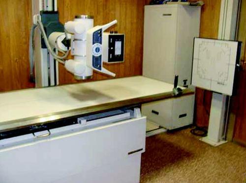 Radiografías en el Centro Médico El Trébol