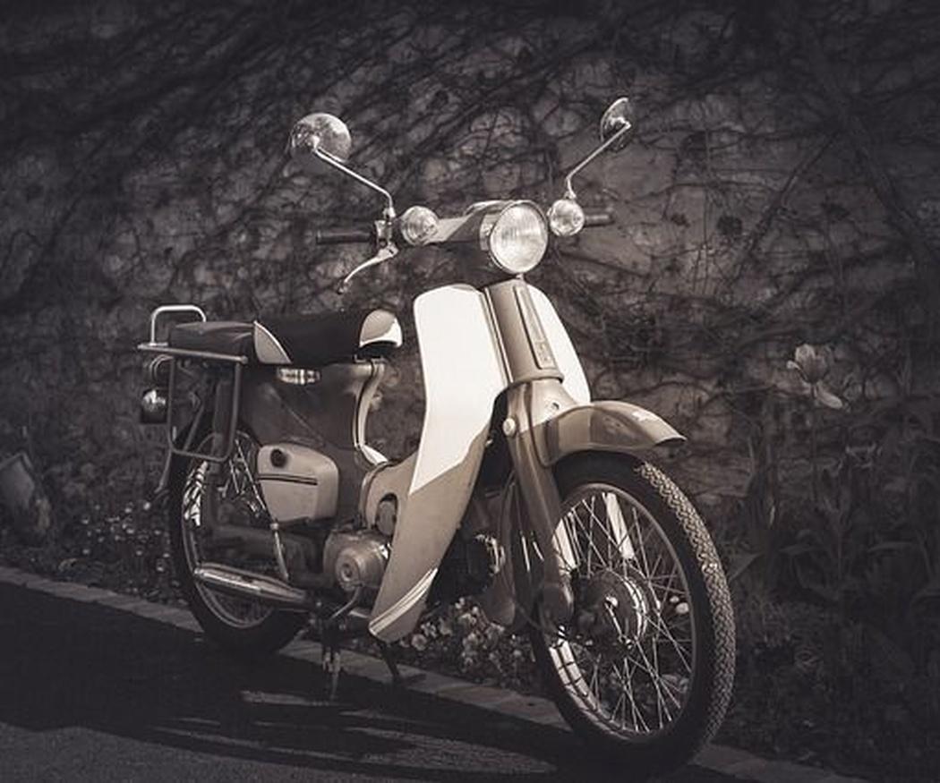 La historia de las primeras motos