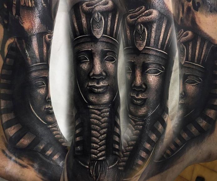 Tatuaje realista en Barcelona