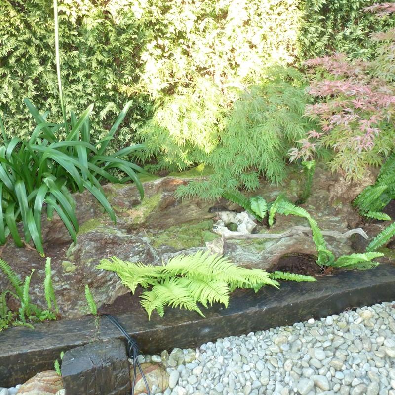 Huerto con Traviesas: Servicios de Jardinería IGLE-MAN