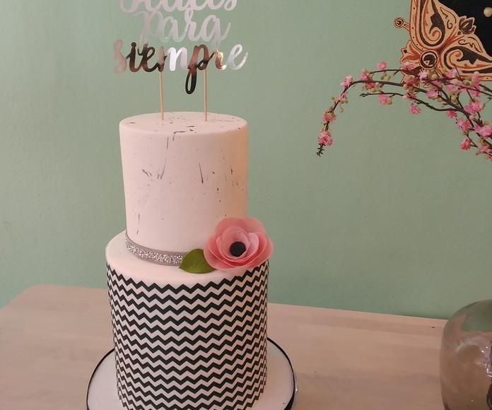 Tartas de boda: Catálogo de El Taller de Ana