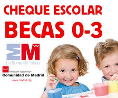 ESCUELA INFANTIL BECA C.A.M. SAN SEBASTIÁN DE LOS REYES