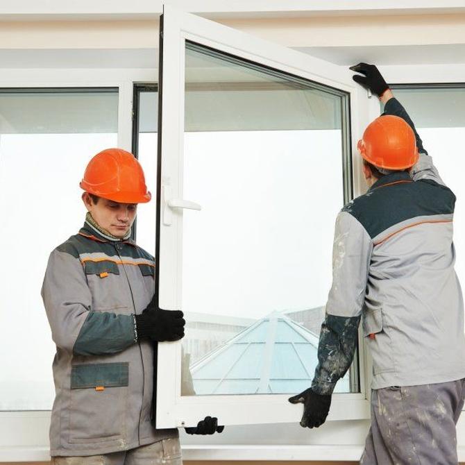 El cuidado de las ventanas de aluminio