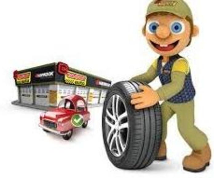 Ofertas especiales en neumáticos