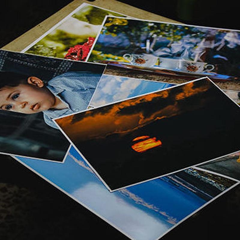 Impresión fotografía en Gijón