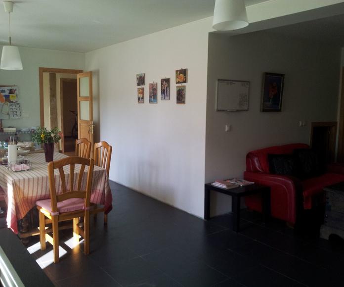 Casa Villalbilla de Villadiego: Venta y alquiler de inmuebles de Inmobiliaria Renedo