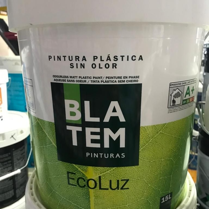Pinturas ecológicas: Servicios de Pinturas Ortiz
