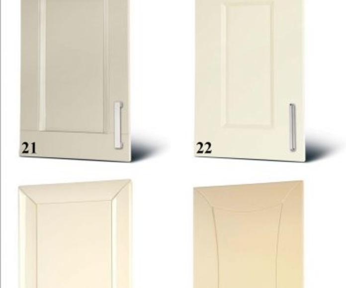 Puertas lacadas 6