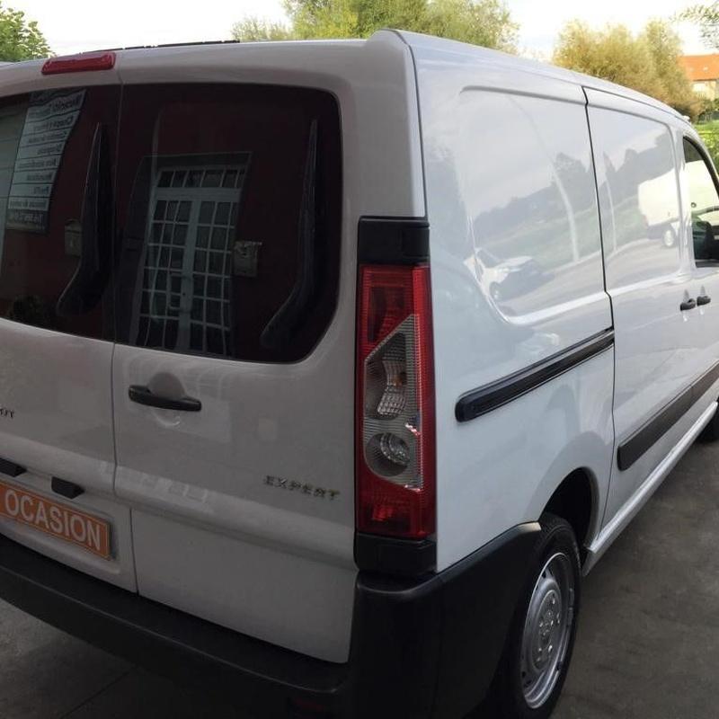 Peugeot Expert 1.6HDI 92CV: Vehículos de ocasión de OCASIÓN A LAGOA