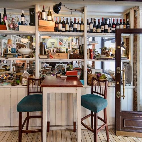 Restaurante La trastienda del 13, León