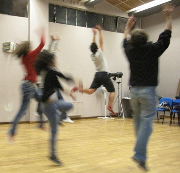 Taller de Teatro para jóvenes: Cursos de ARTEBI