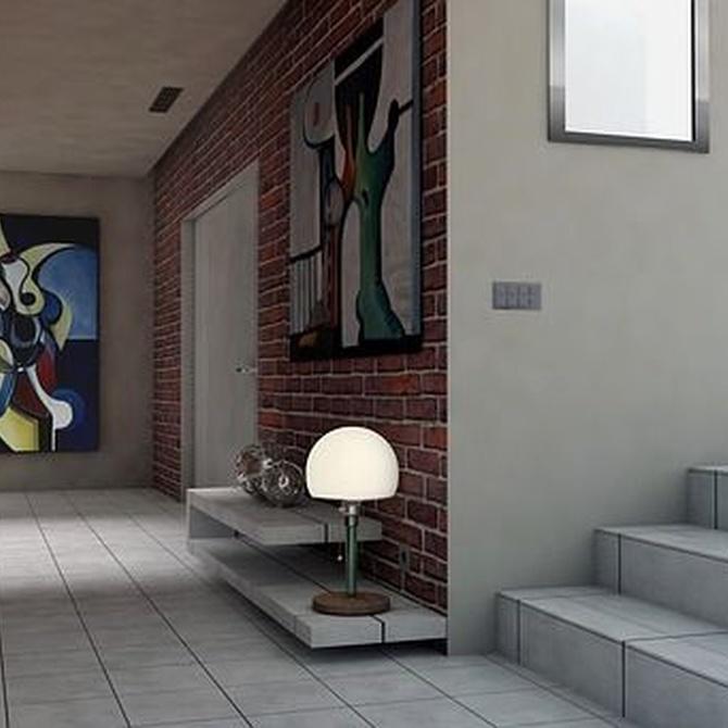 Casas de mármol, la estética más sublime