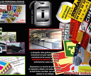 Serigrafia industrial Bilbao