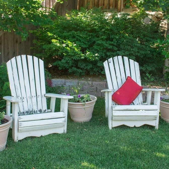 Cómo cuidar tus muebles de exterior