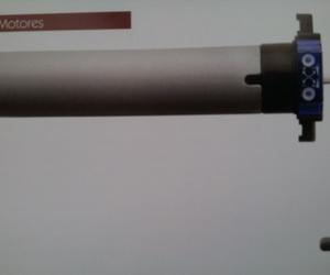 motores tubulares para persianas domesticas con y sin radio