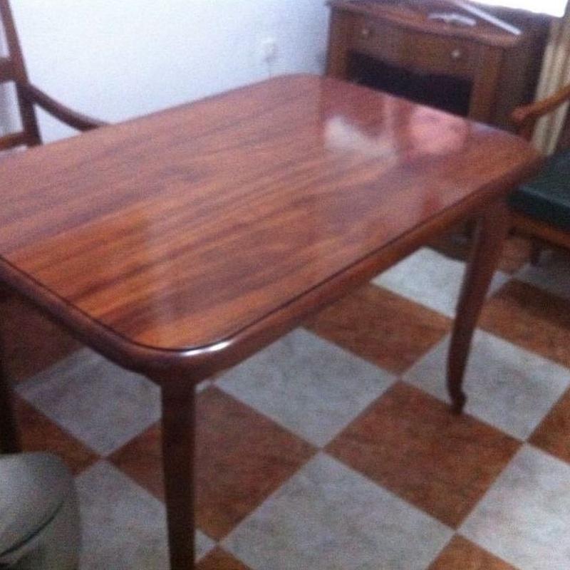 Carpinteria de madera a medida en Sanlucar