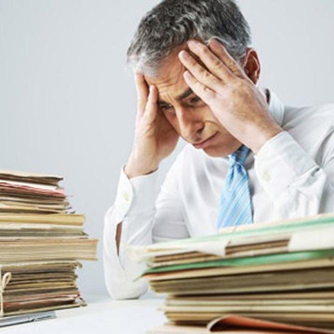 La importancia de los documentos físicos en una empresa