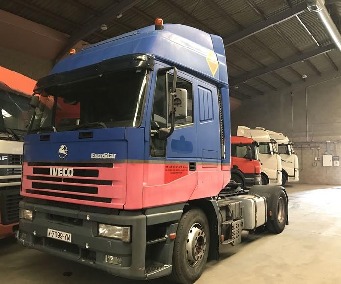 IVECO EUROSTAR 420 -- VENDIDO: Vehículos industriales de Emirtrucks Trading
