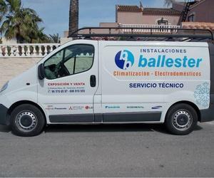 Instalaciones y Servicio Técnico Ballester