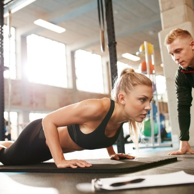 Las ventajas de contar con un preparador físico experimentado