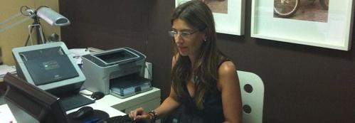 Gisela Alvarez Procuradora vigo