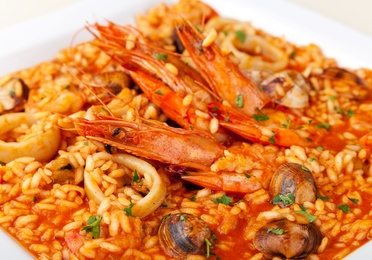 Pastas y arroces