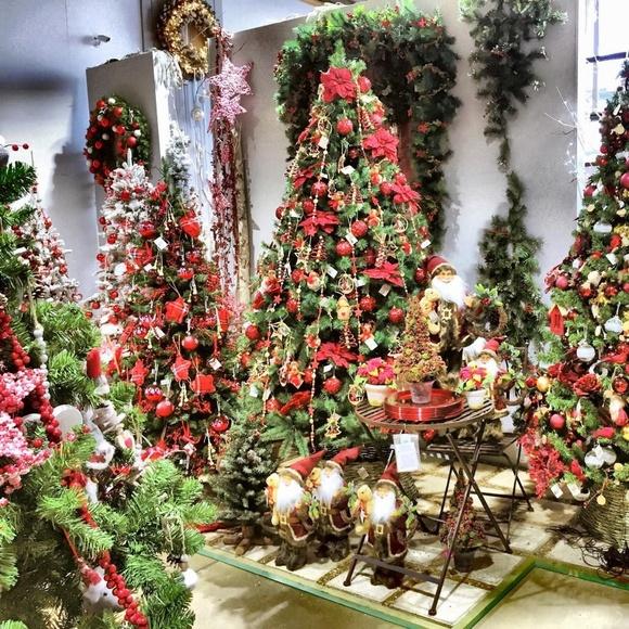 Navidad: Productos y servicios de El Abeto