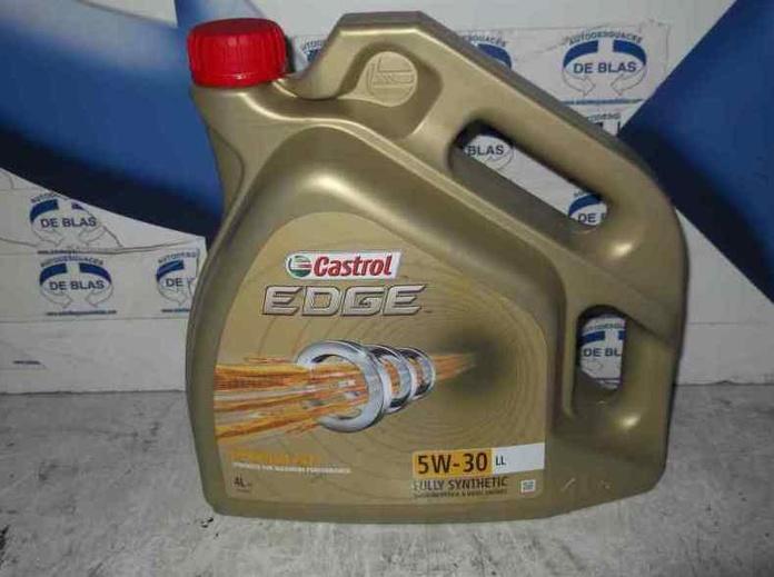 Aceite motor Castrol 5W30 4L: Catálogo de Autodesguaces De Blas