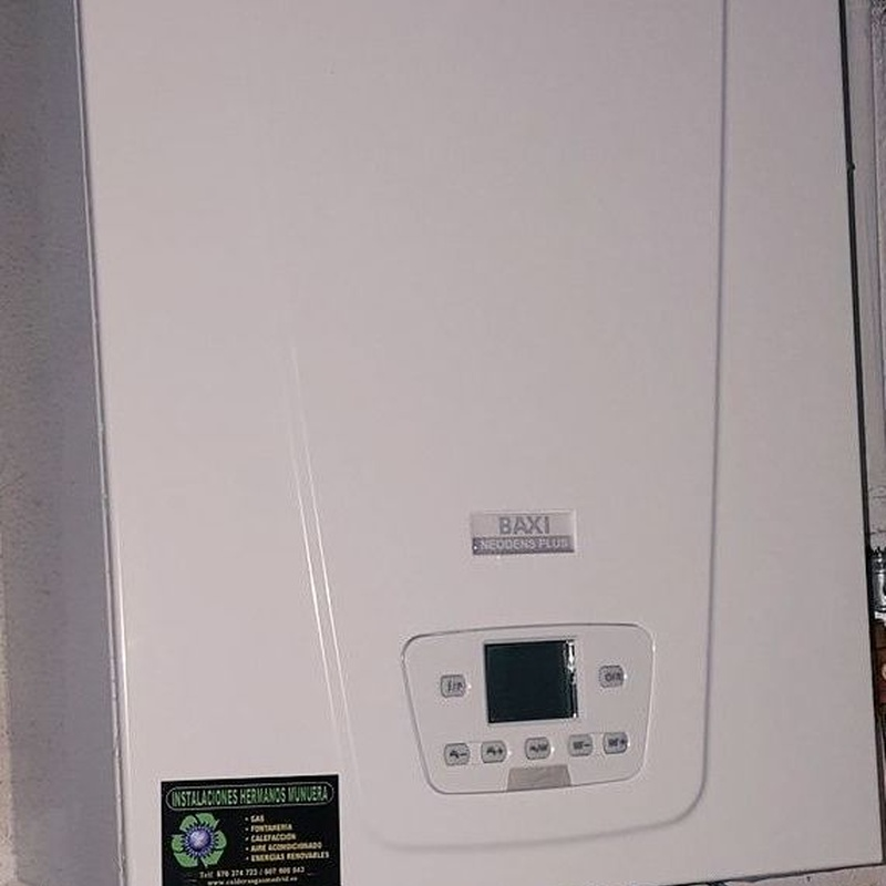 BAXI NEODENS PLUS ECO 28/28F