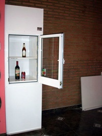 Instalación de montacargas y minicargas en Andalucía para hostelería