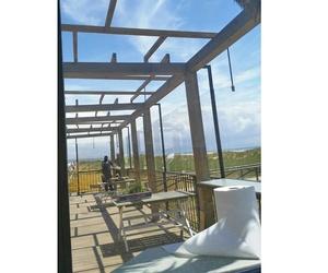 Estructuras de aluminio en Algeciras