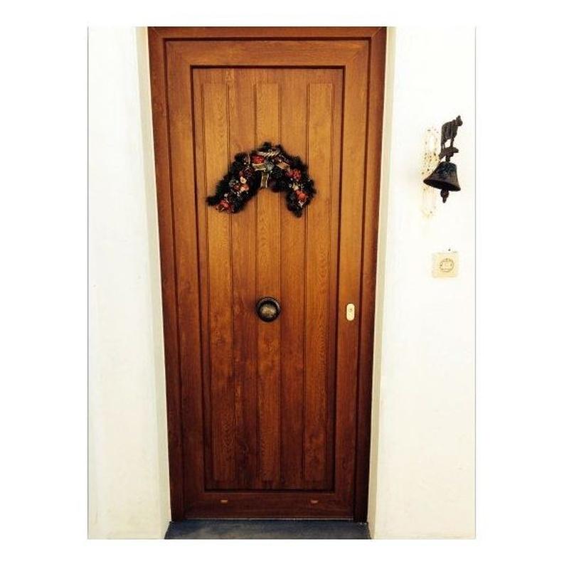 Puertas de PVC: Servicios de Tarlanz