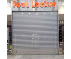 Cierres metálicos de locales comerciales