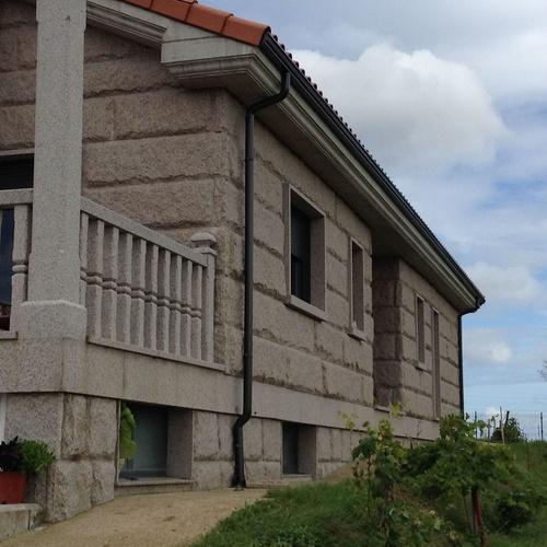 Canalones de aluminio en Asturias | Canalones Elocas Asturias