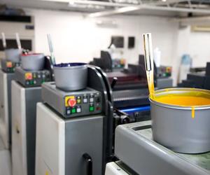 Suministro de resinas para fabricantes de pinturas