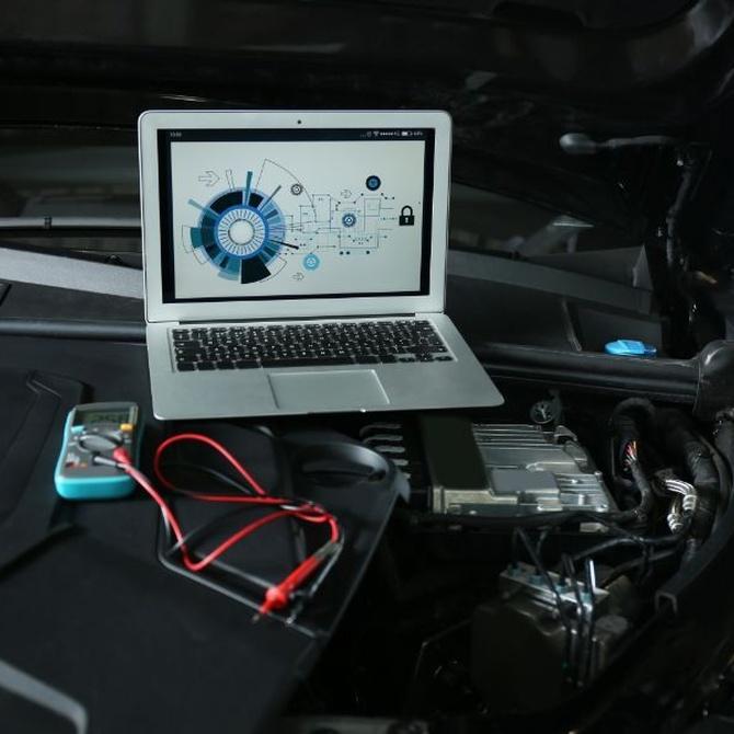 Diagnosis: tecnología avanzada al servicio de tu coche