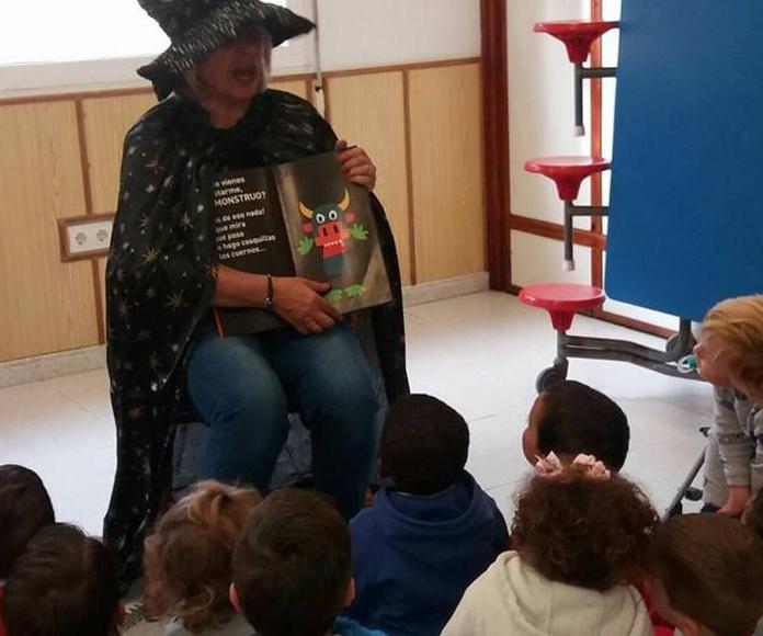 Enseñanza: Nuestro Centro Infantil de Centro Educativo Infantil Chicavilla