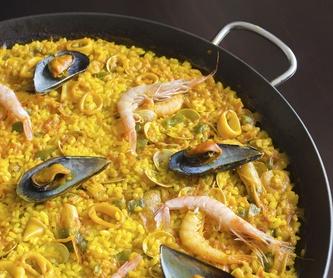 Pescados: Carta de Restaurante La Botica