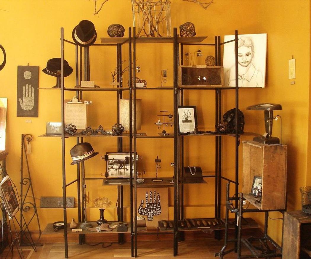 ¿Cómo elegir estanterías metálicas para tu casa?